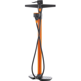 SKS AirWorx 10.0 Standing Air Pump orange